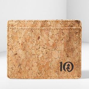 *3for$30* Tentree Redbud cork card holder NWT